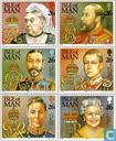 Britse staatshoofden 20e eeuw