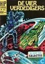 Comic Books - Fantastic  Four - De roep van Galactus