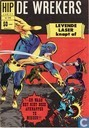 Comic Books - Avengers, The [Marvel] - Levende Laser knapt af