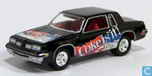 Model cars - Johnny Lightning - Oldsmobile Hurst Olds 'Coca Cola'