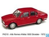 Alfa Romeo Alfetta 1800 Berlina stradale