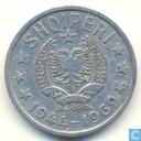 Albanien 50 qindarka 1969