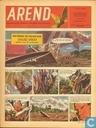 Bandes dessinées - Arend (magazine) - Jaargang 10 nummer 23