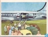 Een wereldvlucht der KLM