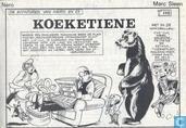Bandes dessinées - Neron et Cie - Koeketiene