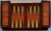 Kostbaarste item - Backgammon Franklin Mint