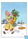 La Fondation Hergé vous souhaite ses meilleurs voeux pour l'année 1993