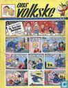 Strips - Ons Volkske (tijdschrift) - 1958 nummer  16