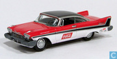 Model cars - Johnny Lightning - Plymouth Belvedere 'Coca-Cola'