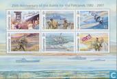 25e anniversaire de la guerre des Malouines