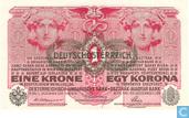 Deutschösterreich 1 Krone ND (1919)