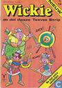 Comics - Wickie - de zeldzame krimpdrank