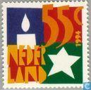 Timbres-poste - Pays-Bas [NLD] - Timbres de décembre