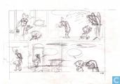 De Maya codex [pagina 10b]