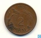Malawi 2 Tambala 1991