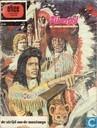 Strips - Ohee (tijdschrift) - De strijd om de mustangs