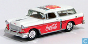 Modellautos - Johnny Lightning - Chevrolet Nomad 'Coca-Cola'