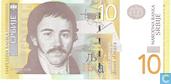 Serbie 10 Dinara