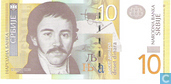 Serbia 10 Dinara