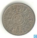 Coins - United Kingdom - United Kingdom 2 shillings 1959