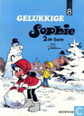 Comics - Sophie [Jidéhem] - Gelukkige Sophie 2de serie