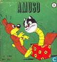 Strips - Arthur, het spookje zonder vrees - Amuso 3