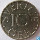 Coins - Sweden - Sweden 10 öre 1981
