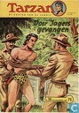 Comic Books - Tarzan of the Apes - Door jagers gevangen