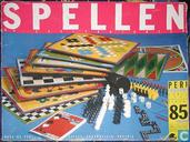 Spellen - 85 spelvarianten