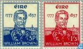 100e mort Guillermo Brown