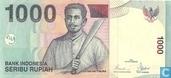Indonesia 1,000 Rupiah 2000