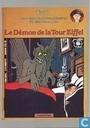 Casterman 60: Le Démon de la Tour Eiffel. 1976