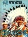Strips - Comanche - Wanhoop en dood op de prairie