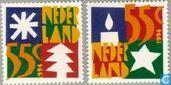 Dezember-Briefmarken