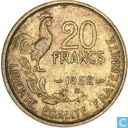 France 20 francs 1952 (B)