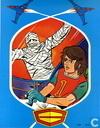 Bandes dessinées - Bataille des planètes, La - De ruimtemummie
