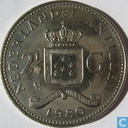Nederlandse Antillen 2½ gulden 1980 (Juliana)
