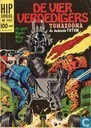 Strips - Fantastic Four - Tomazooma de dodende totem