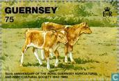 Agricoles et horticoles de la société 150 années