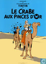 Le crabe aux pinces d´Or
