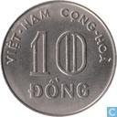 Coins - Viet Nam - Vietnam 10 dong 1968
