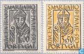 1953 Aankomst Heilige Martin van Brago 1400j (POR 104)