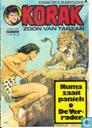 Bandes dessinées - Korak - Numa zaait paniek + De verrader