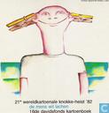 21e Wereldkartoenale Knokke-Heist '82 - De mens wil lachen