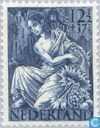 Postage Stamps - Netherlands [NLD] - National Relief Stamps