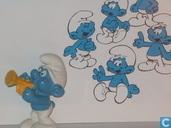 Trumpet Smurf
