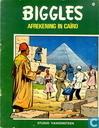 Strips - Biggles - Afrekening in Caïro