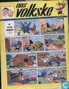 Bandes dessinées - Ons Volkske (tijdschrift) - 1958 nummer  23