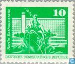 Opbouw DDR, klein form.