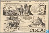 Comics - Rote Ritter, Der [Vandersteen] - Het dodenschip